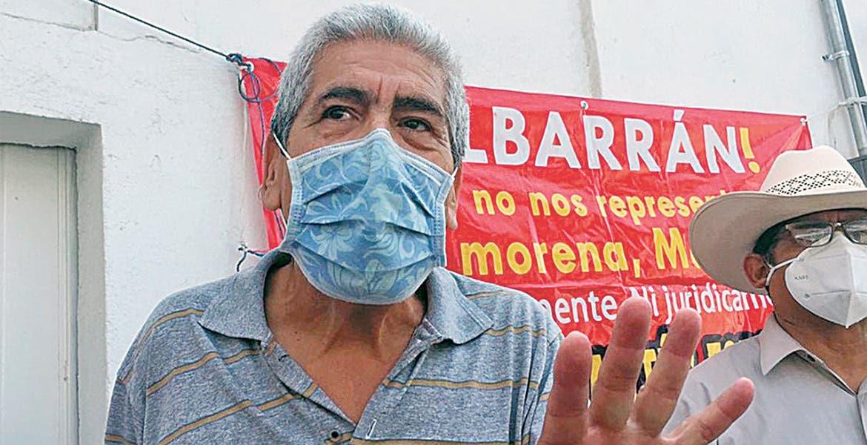 Piden militantes de Morena respetar resultado de encuesta