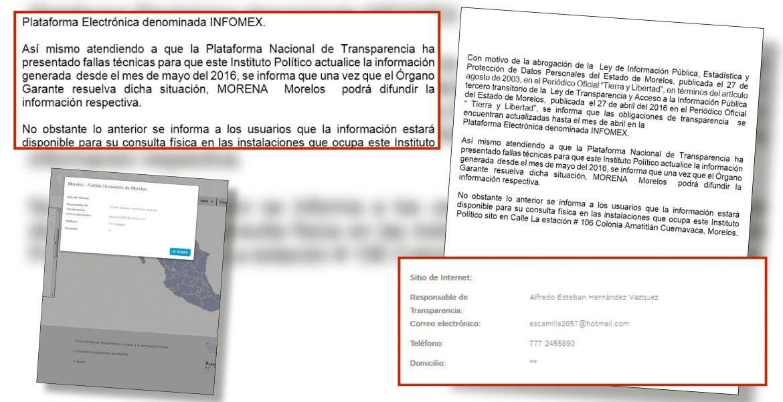 Positivo que ciudadanos denuncien incumplimiento en transparencia