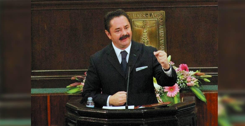 Clave. El diputado Francisco Moreno Merino dijo que es necesario una Carta Magna que deje a un lado la revancha social.