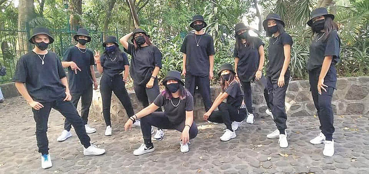 Integran a jóvenes de Cuernavaca con movimientos latinos