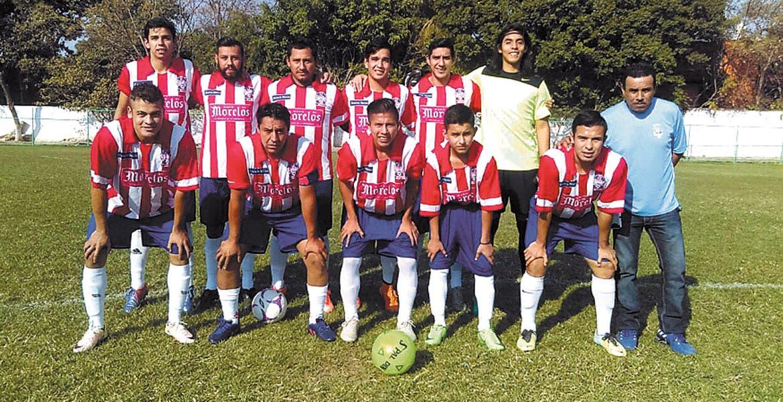 Muelles Román Zapata 2010. El equipo tiene su base de morelenses