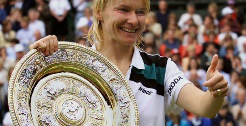 La muerte de Jana Novotna enluta al tenis