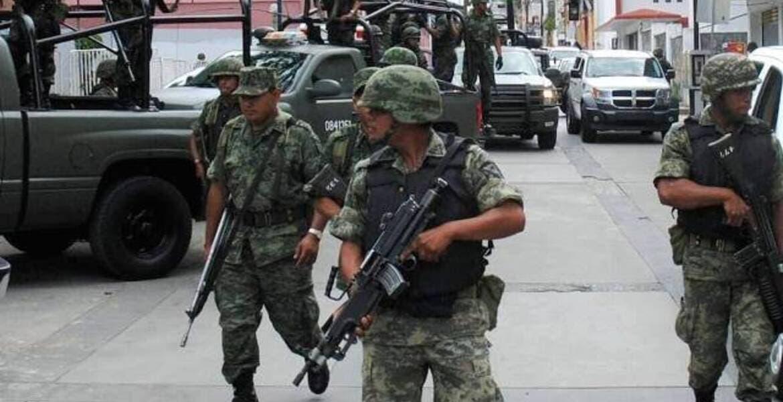Mueren 12 integrantes de grupo armado tras enfrentamiento con militares