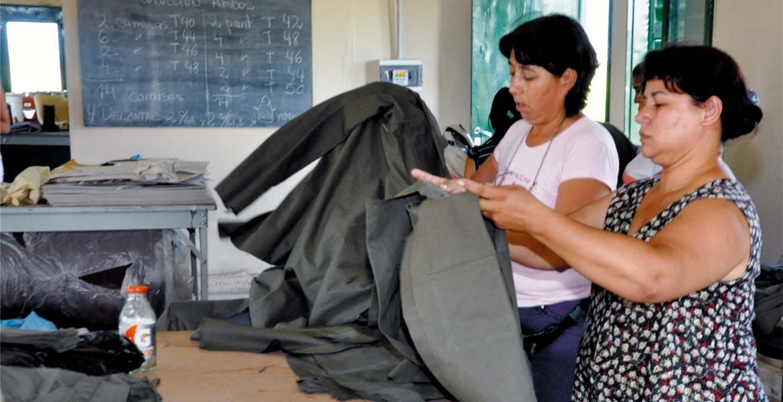 Apoyos. El próximo año se evaluará el impacto de los resultados del Programa Empresas de la Mujer Morelense que apoya a las mujeres jefas de familia mediante proyectos productivos.