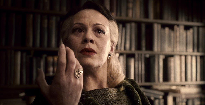 Muere de cáncer Helen McCrory, actriz de Harry Potter