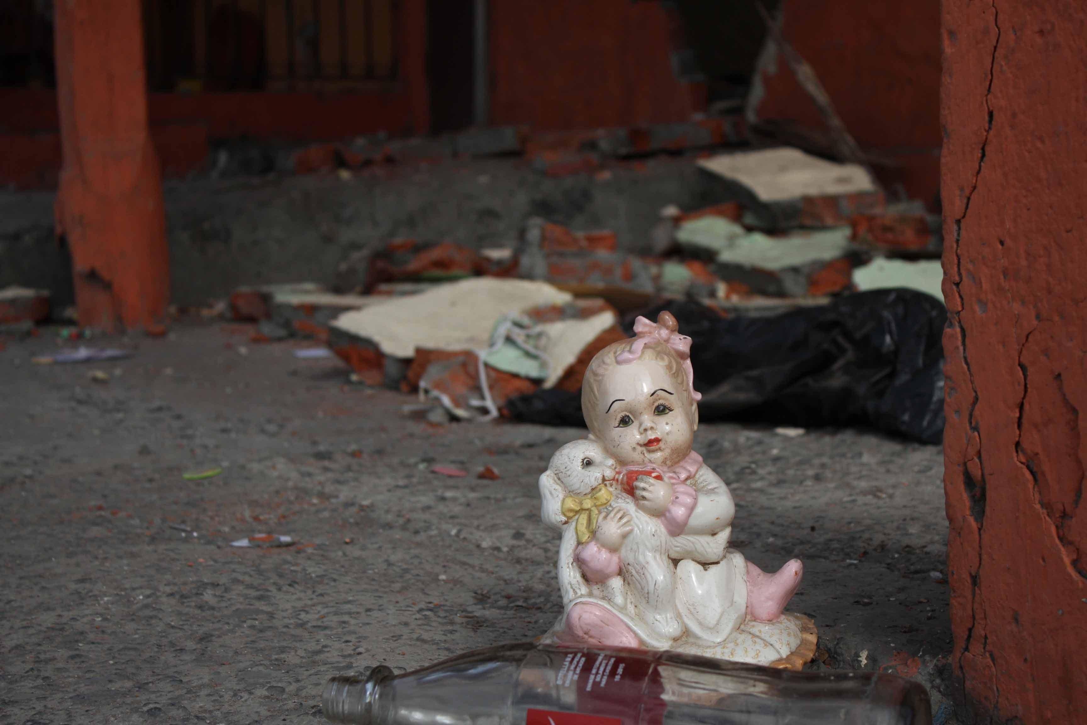 Unicef preocupado por impacto de huracán Irma en niños caribeños