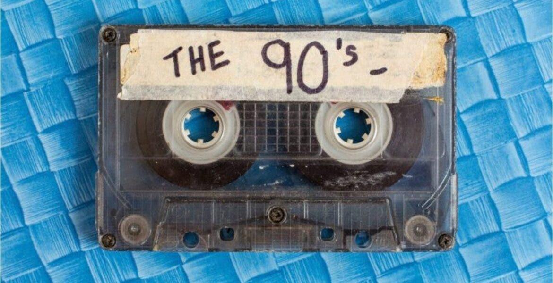 Recuerdos de los 90