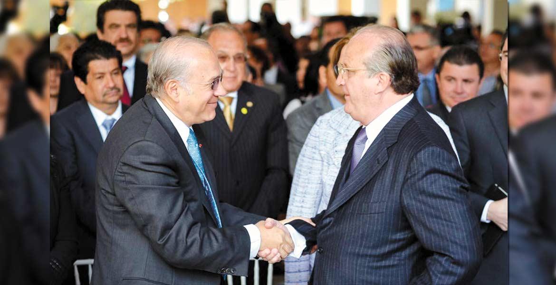 Reunión. El Gobernador Graco Ramírez sostendrá un encuentro con el secretario general de la OCDE, José Ángel Gurría, como parte de las actividades incluidas en su gira.