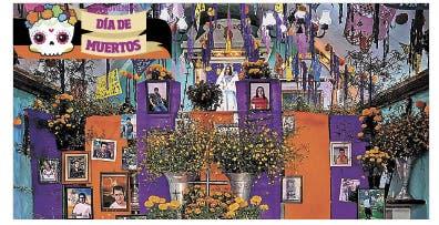 Ocotepec inicia novenarios para Día de Muertos, en Cuernavaca