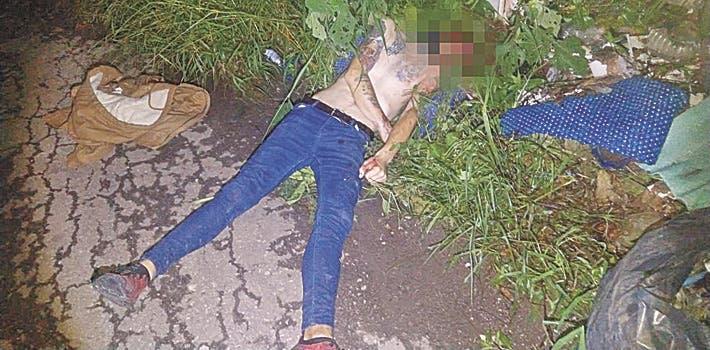 Matan a un sujeto en Ocotepec