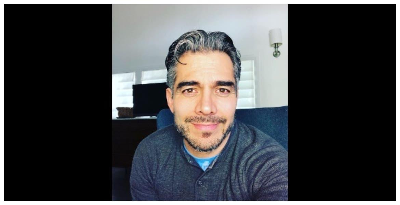 Omar Chaparro comparte mensaje tras contagiarse de COVID-19