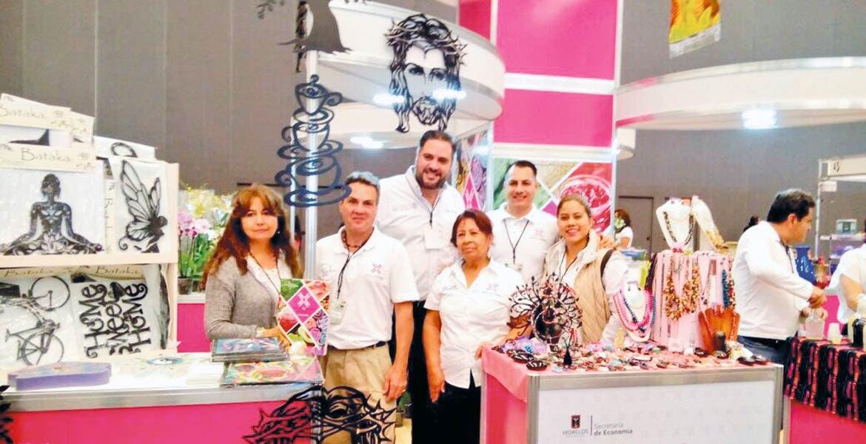 Crecimiento. Los empresarios morelenses se están abriendo camino en el mercado nacional e internacional participando en encuentros, impulsados por Orgullo Morelos.