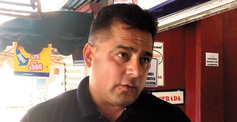 Orlando Julián Guerrero, encargado de la Policía Vial.