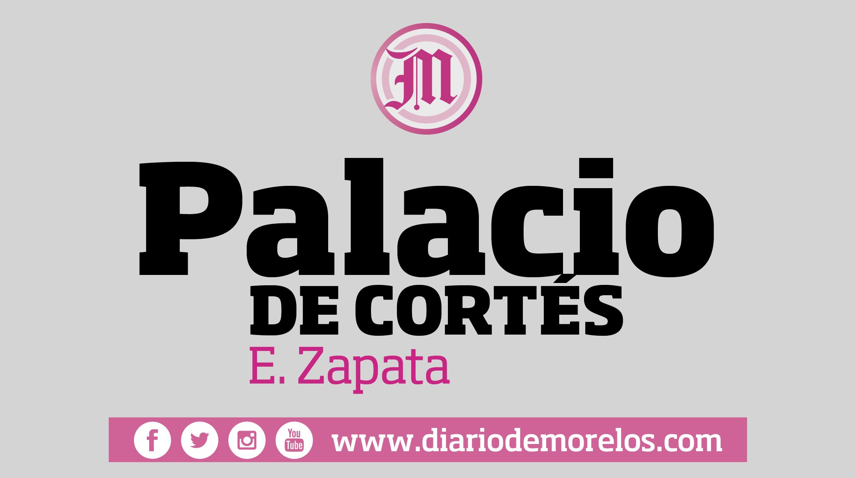 Palacio de Cortés: Ex rector prófugo