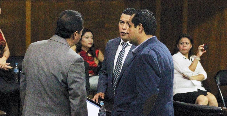 PAN. Se prevé que los integrantes del Grupo Parlamentario de Acción Nacional emitan pronunciamiento a favor de un Congreso democrático.