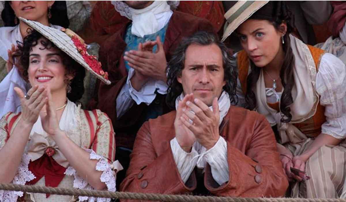 Películas y series para celebrar en familia la Independencia de México