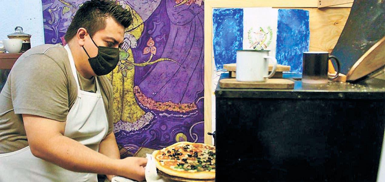 PIXEL: Pizzas y música, una deliciosa combinación