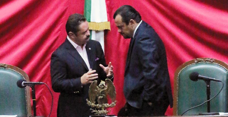 Cambios. De modificarse la ley, la responsbilidad de la presidencia de la Mesa Directiva recaería en el diputado Francisco Moreno.