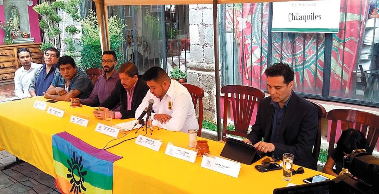 Exhorto. Integrantes del CDE del PRD se pronunciaron por que los cabildos tomen en cuenta los derechos humanos de las personas al abordar el tema de los matrimonios igualitarios.