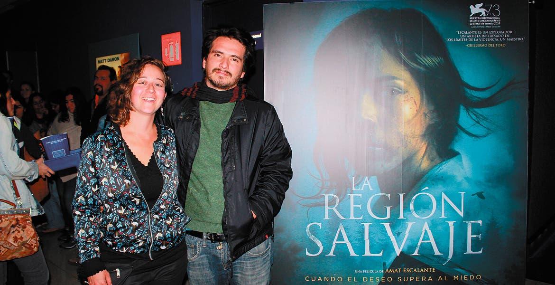 Amat Escalante estrenará en febrero
