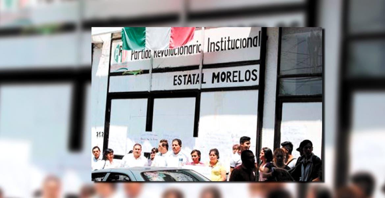 Endeudado. El partido tricolor recibió la sanción económica más alta tras la revisión al gasto del año 2014.