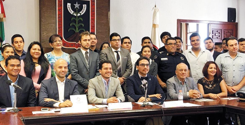 En foro abierto. El evento ayer en Casa Morelos, donde celebraron un Simulador de la Agenda 2030 en el que se abordaron los 17 Objetivos de Desarrollo Sostenible