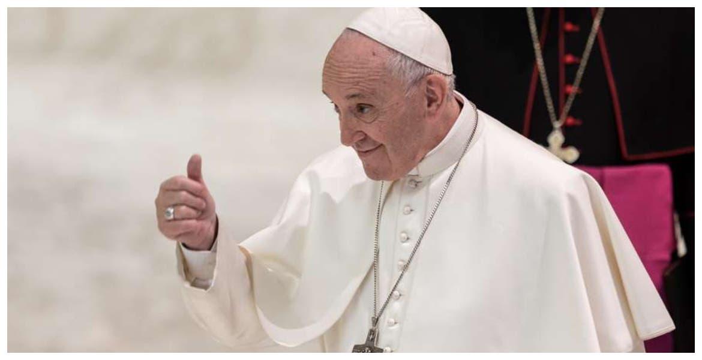 Papa Francisco apoya la unión civil entre personas homosexuales