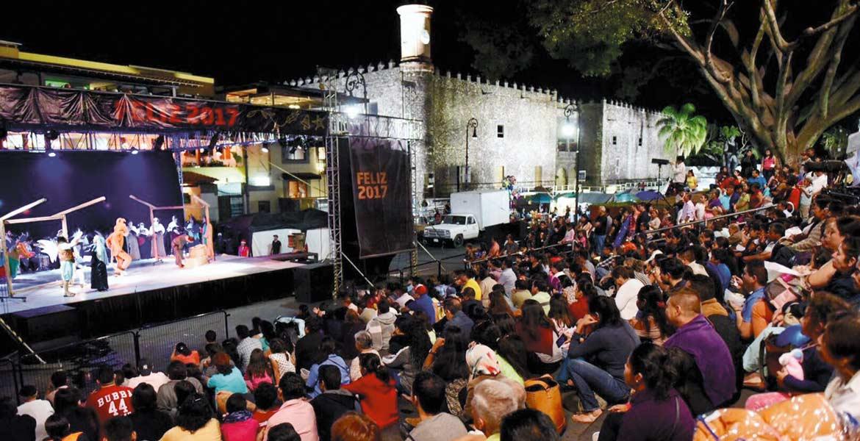 Amable público. A la función acudieron habitantes de Cuernavaca, de su zona conurbada, así como turistas nacionales y extranjeros.