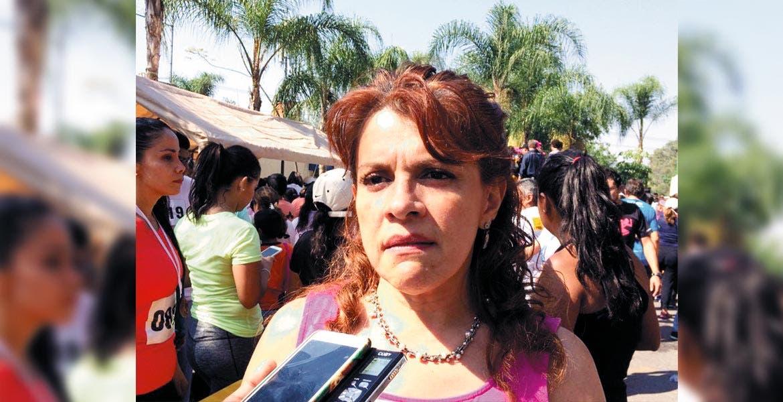 Patricia Mora, secretaria de Salud