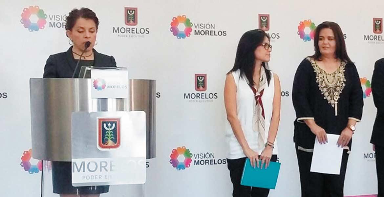 Conferencia. Patricia Mora, titular de Salud, aseguró que los tratamientos contra el cáncer cumplen con las normas sanitarias correspondientes.