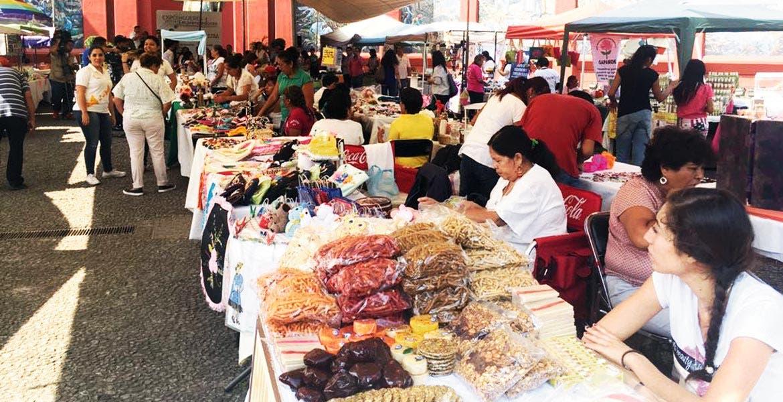 Sábado y domingo. Los stands estarán ofreciendo diversidad de productos de 9:00 a 18:00 horas en el Parque Alameda.