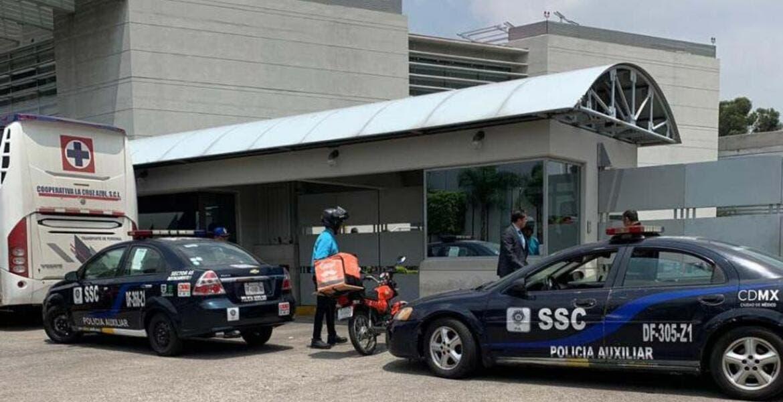 Policía aseguran oficinas de la Cooperativa Cruz Azul