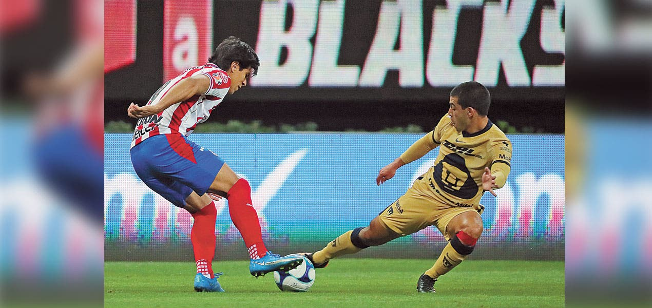 Pumas de la UNAM se hunde en el torneo