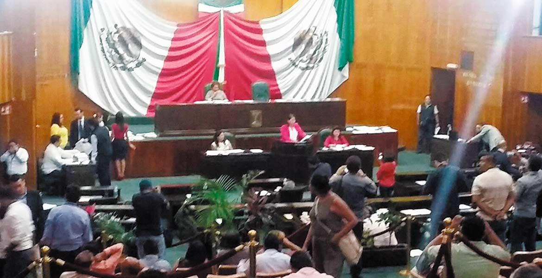En próximos días. El reconocimiento se dará en sesión solemne del Congreso del Estado, informaron diputados ayer.