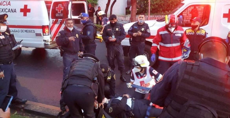 Preparan indemnización para familia de víctima en atentado a García Harfuch