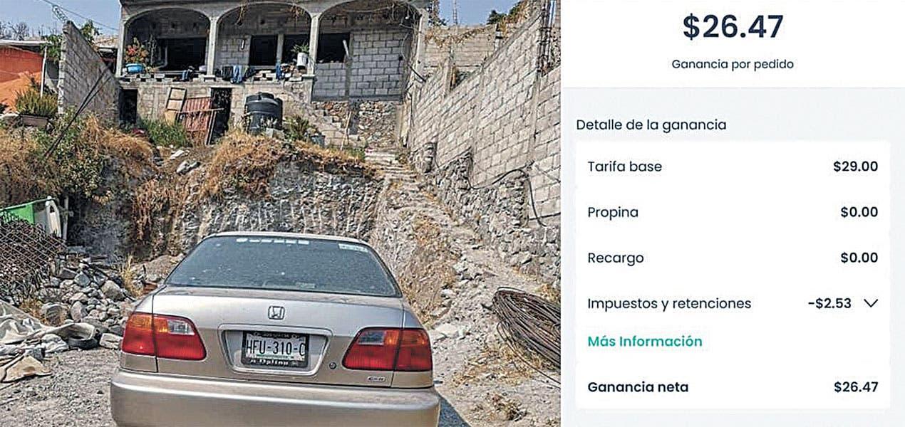"""""""Queman"""" en Morelos a joven por no pagar servicio de entrega a domicilio"""