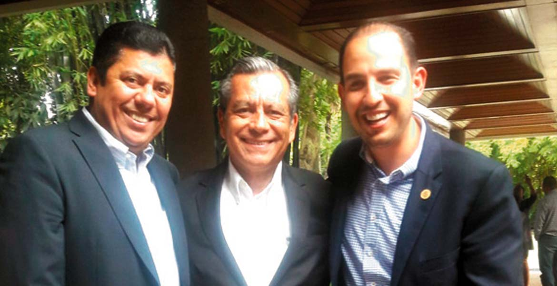 Compromiso. Javier Bolaños dijo que está garantizado el apoyo para los municipios de Morelos.