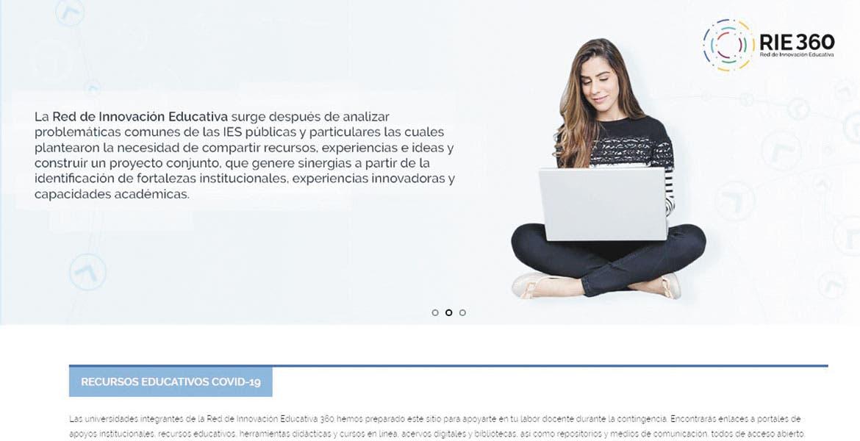 Concentra sitio web recursos para estudiantes