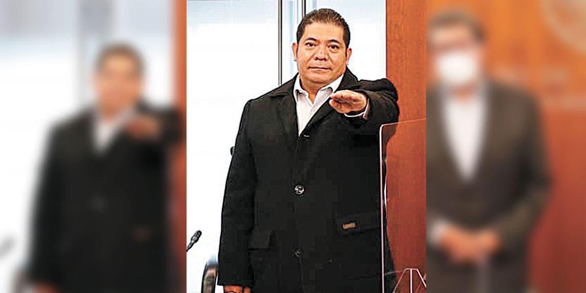 Fallece por COVID19 el senador por Morelos Radamés Salazar