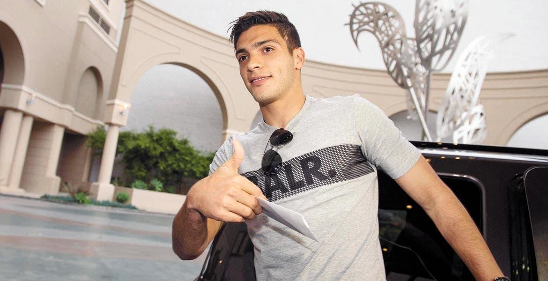 Benfica no lo suelta. Raúl sería uno de los refuerzos mayores.