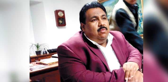 Raúl Tadeo Nava, alcalde de Cuautla