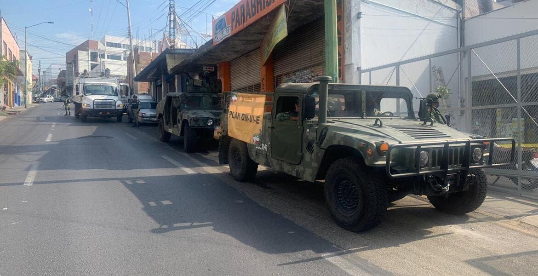 Refuerzan seguridad para ciudadanos y negocios de Morelos