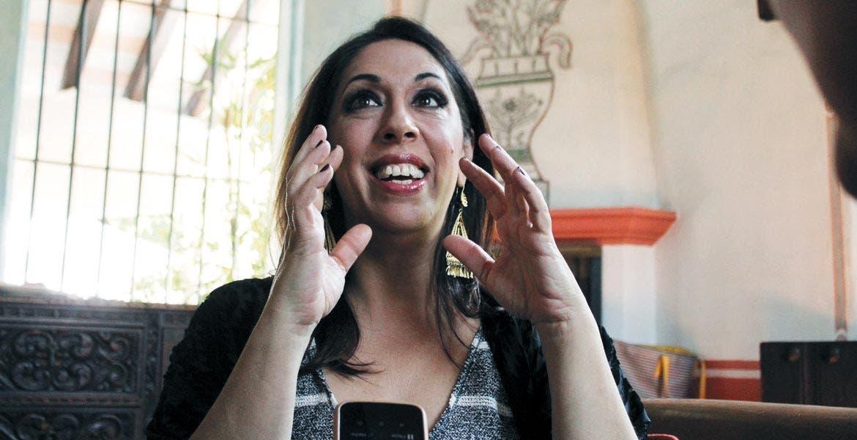 Espectáculo. La cantante Regina Orozco invita al espectáculo que dará en marzo próximo en Cuernavaca.