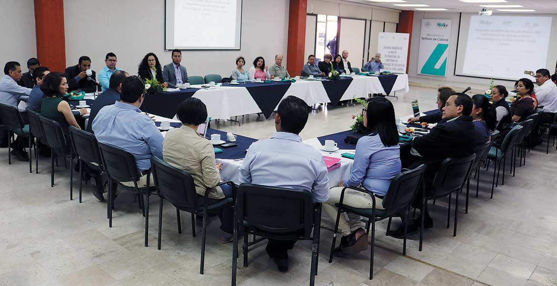 Estuvo presente personal de las incubadoras de empresas de las universidades tecnológicas y politécnicas de la Zona Centro conformada por los estados de Tlaxcala, Ciudad de México, Puebla, Hidalgo, Estado de México y Morelos.