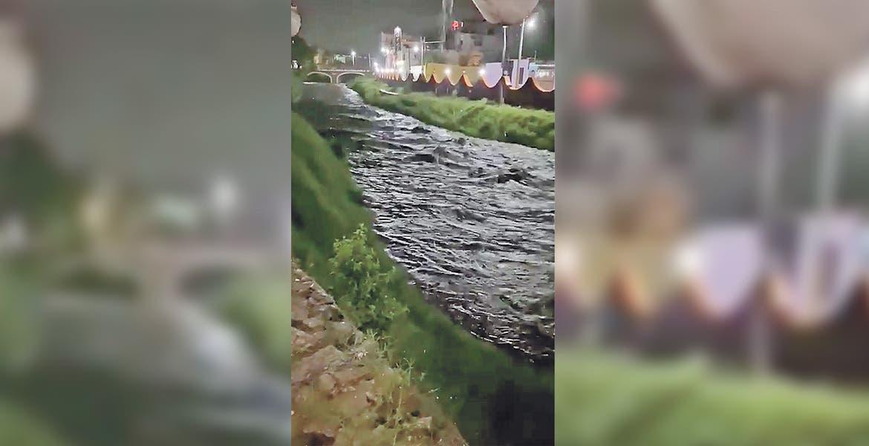 Satura lodo los ríos de Morelos