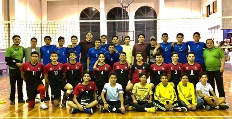 Roban en Cuernavaca uniformes a equipo de voleibol Dragones; llaman a devolverlos