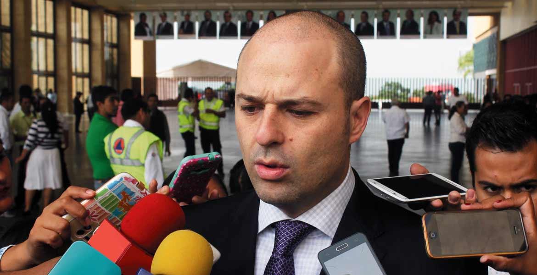 Postura. El líder estatal del Partido de la Revolución Democrática, Rodrigo Gayosso, señaló que deben transparentarse las investigaciones en torno al conflicto PSD-Cuauhtémoc Blanco.