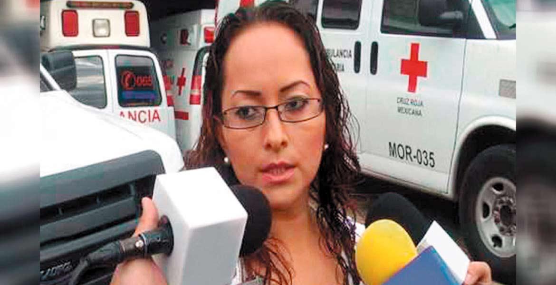 Rosa Angélica Bustos, directora de PC de Temixco.