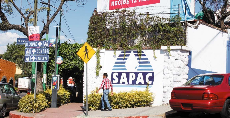 Beneficio. El conflicto entre el Instituto de Crédito y SAPAC permanecía activo desde 2013, por lo cual había riesgo de que trabajadores del agua sufrieran embargos
