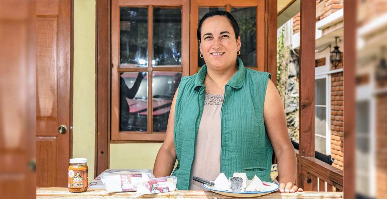 Galardón. La empresa Sierra Encantada recibió medalla en la categoría Súper Oro del World Cheese Awards 2016.
